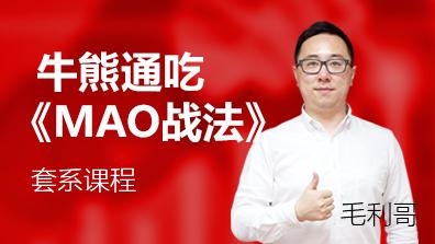 牛熊通吃《MAO战法》套系课程(共4讲)